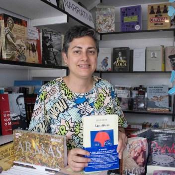 Librería Mercurio - Maite Campíñez