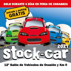 Stock Car vuelve a la Feria de Zaragoza del 27 al 30 de mayo 2021