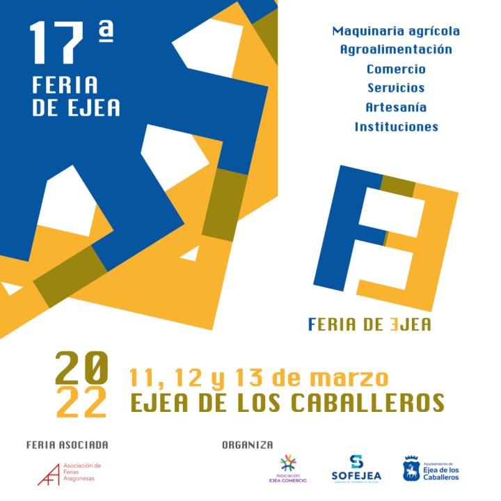 Abierto el plazo para expositores de la 17ª Feria de Ejea