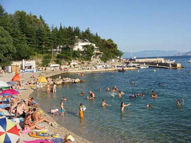 Ferienwohnung in Dramalj Crikvenica mit Fahrrder