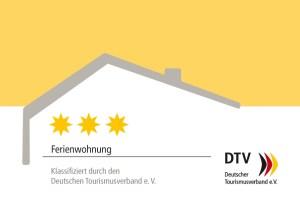 Logo DTV 3 Sterne