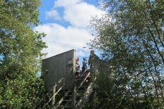 Moorerlebnispfad Huvenhoopsmoor