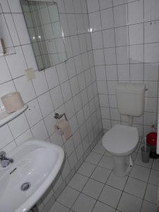 Sanitärzelle- WC
