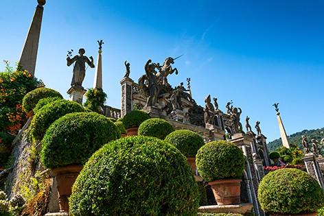 Gärten Borromeo Lago Maggiore © Maggioni Tourist Marketing