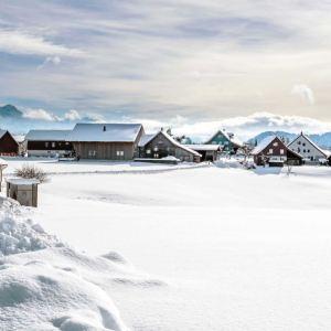 Wintertime in Degersheim, St.Gallen © 612 Magazin, Pur Kommunikation AG, Victor Schönenberger