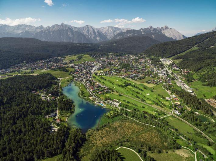 Wildsee, Seefeld, Tirol © Olympiaregion Seefeld