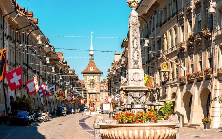Maak een dagtochtje naar Bern