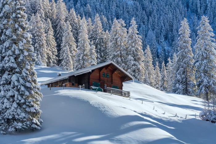 Huur een appartement in Adelboden en geniet van de bergen.