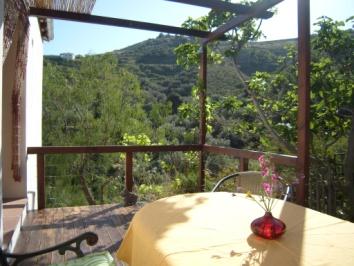Ferienwohnung an der Costa del Sol im Hinterland von NerjaFrigiliana Provinz Malaga