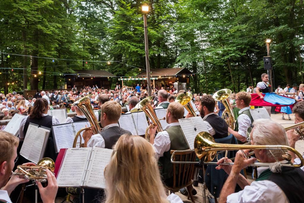 Waldfest Wildenwart