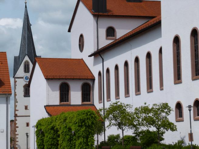 Kirche St. Margareta in Sulzbach