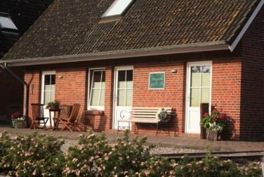 Backhaus auf der Insel Fehmarn lässt es sich in der Ferienwohnung gut leben.