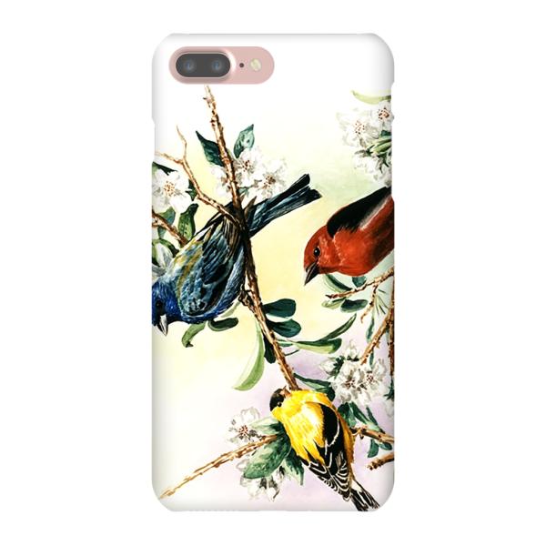 Songbirds Phone Case