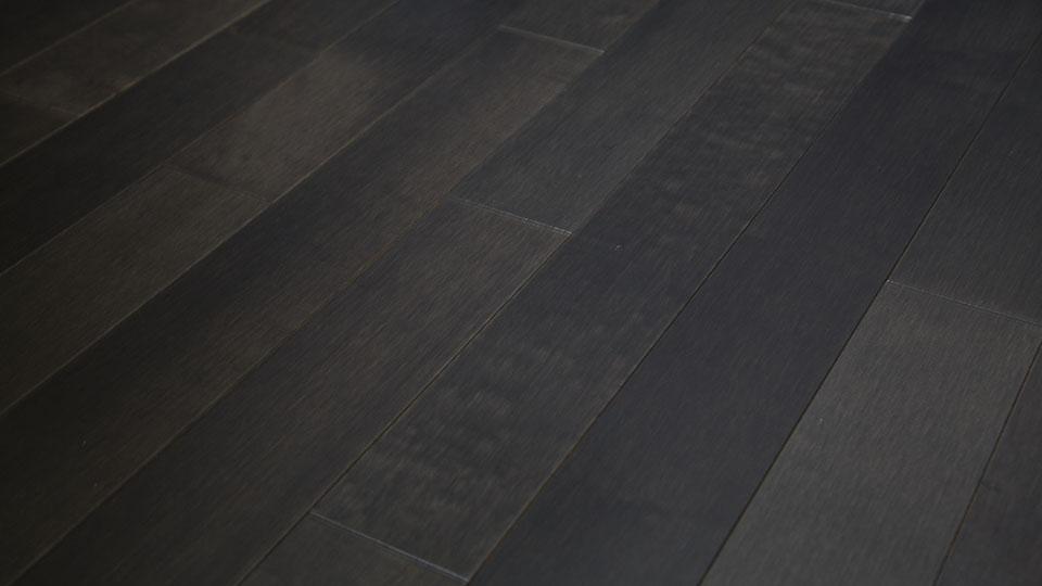 Hard Maple  Pewter  Maple Hardwood Floors  Ferma Flooring