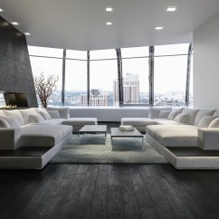 Living Rooms With Dark Wood Floors Antique White Room End Tables Decorating In Your Ferma Flooring
