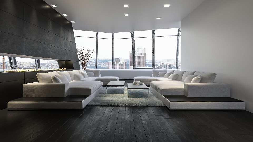 modern living room with dark wood floors country rustic decorating in your ferma flooring