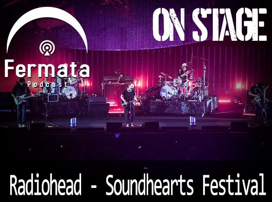 Vitrine OnStage 01 Radiohead - Fermata On Stage #01 - Radiohead - Soundhearts Festival