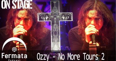 Vitrine1 1 - Fermata On Stage #05 - Ozzy Osbourne - No More Tours 2