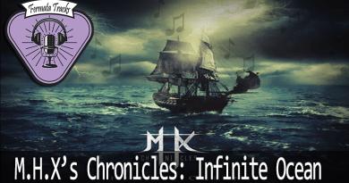 Tracks InfiniteOcean - Fermata Tracks #40 - M.H.X's Chronicles - Infinite Ocean
