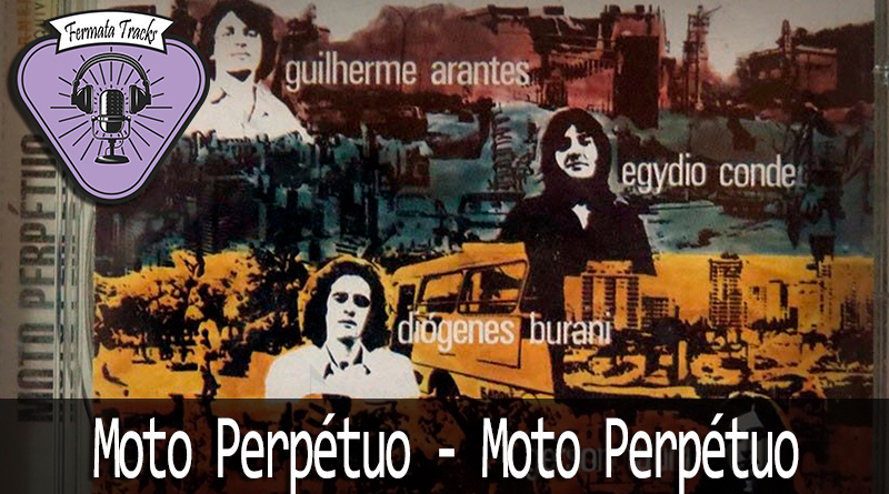 Vitrine Moto Perpetuo - Fermata Tracks #44 - Moto Perpétuo - Moto Perpétuo