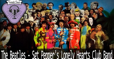 Vitrine1 2 - Fermata Tracks #64 - Beatles - Sgt. Peppers Lonely Hearts Club Band