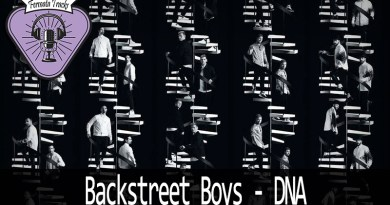 Vitrine BSB DNA - Fermata Tracks #103 - Backstreet Boys - DNA (com Fabiana Murray)