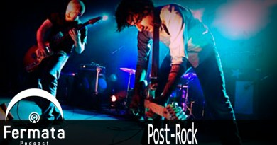 Vitrine Post Rock - Fermata Podcast #79 - Post Rock