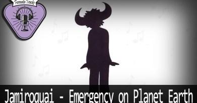 Vitrine Jamirao - Fermata Tracks #113 - Jamiroquai - Emergency on Planet Earth