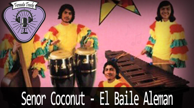 Vitrine Senor coconut - Fermata Tracks #112 - Señor Coconut - El Baile Alemán