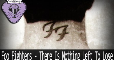 Vitrine fufa - Fermata Tracks #119 - Foo Fighters - Nothing Left to Lose (com Carol Barros)