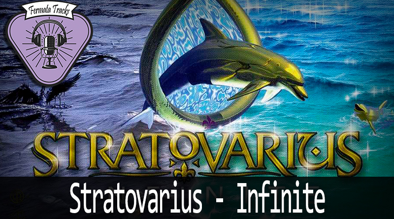 fermata tracks 156 stratovarius infinite - Fermata Tracks #156 - Stratovarius - Infinite