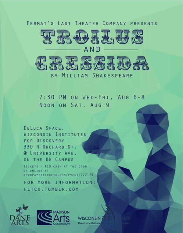 Troilus and Cressida 2014