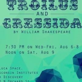 Troilus & Cressida – 2014
