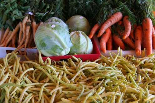 Légumes - La Ferme Genest