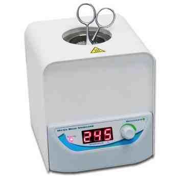Micro-Bead Research Sterilizer