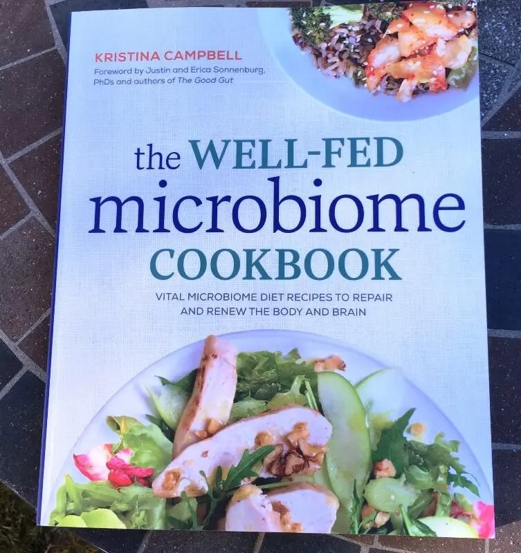 Book review the well fed microbiome cookbook fermenters club book review the well fed microbiome cookbook forumfinder Images