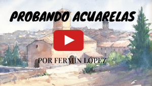 video acuarela San Nicolas