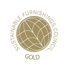 Sustainable Furnishings Council Gold