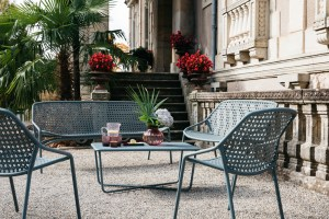Croisette 3 Seater Bench Outdoor Lounge Furniture
