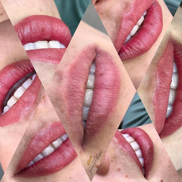 Micropigmentação Lábios