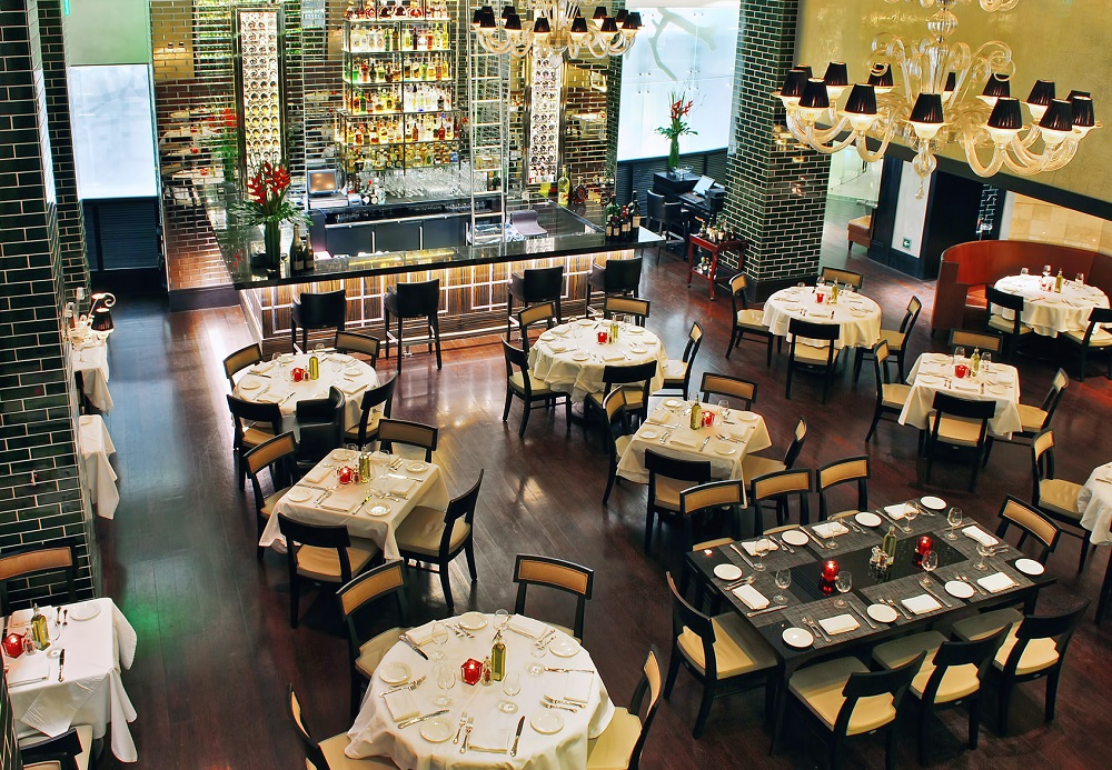 Restaurante Hotel Jw Marriott Bogota