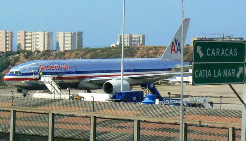 American Airlines No Volar 225 A Venezuela Fernanda Familiar