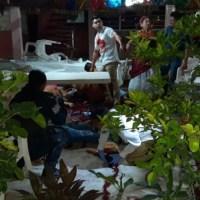 Así fue la brutal masacre de Minatitlán; circula video previo al ataque