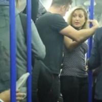 Agarraba nalgas en el metro de la CDMX; sujeto fue detenido