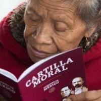 Beatriz Gutiérrez Müller responde a críticas sobre la Cartilla Moral