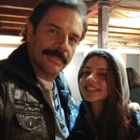 Hija mayor de Parra dedica palabras por Día del Padre
