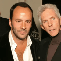 Muere Richard Buckley, editor de moda y esposo de Tom Ford