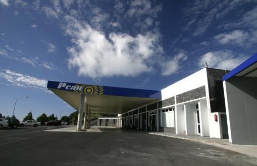 Estación de Servicios de Carretera. P-CAN