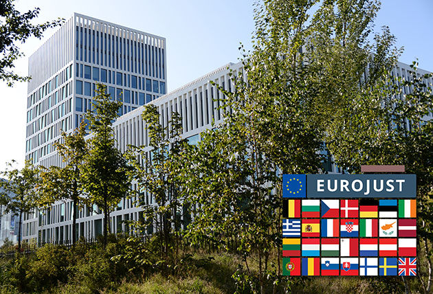 """Press release """"Eurojust becomes an Agency"""", 12 December 2019"""