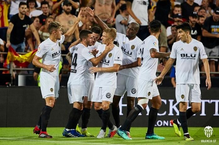 20180811 Trofeo Taronja Valencia CF v Bayern Leverkusen